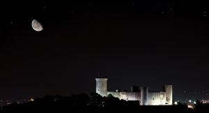zamak bellvere nocu